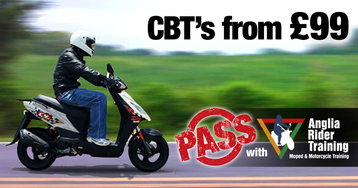 Anglia Rider Training CBT Motorcycle Lowestoft And Yarmouth
